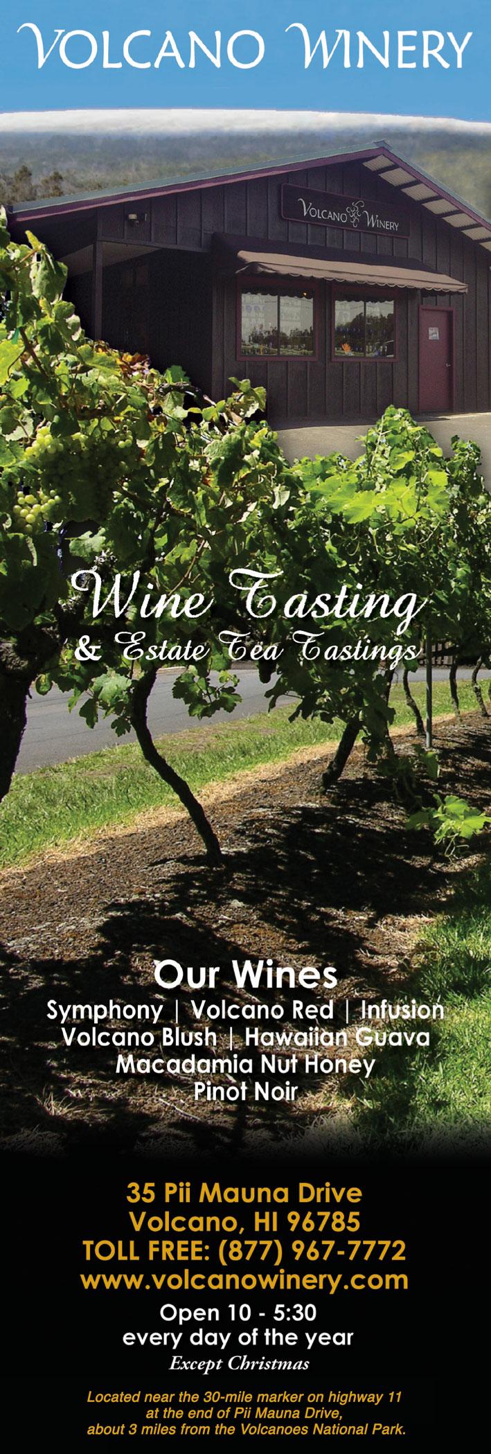 Volcano-Winery